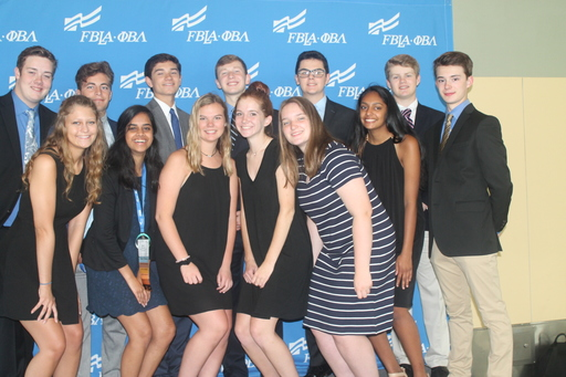SHS Students Compete at FBLA Conference