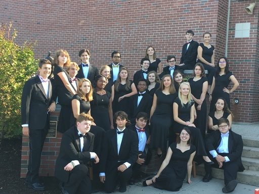 SHS Singers Invited to Perform