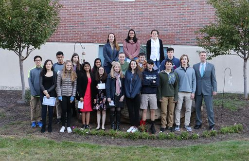 23 Simsbury High School Students Commended