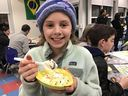 Tariffville School Fills Bowls with Care (and Ice Cream)