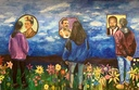 SHS Students Engage in the Art of Reflection