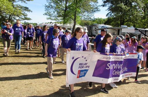 Relay For Life Reaches New Fundraising Level with Help from Our Elementary Schools