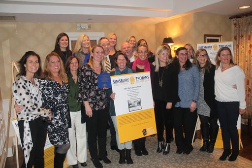 Simsbury Trojans Hall of Fame Celebrates Class of 2018