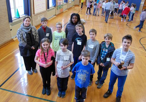 Geography Competition Puts Simsbury Elementary Schools on the Map