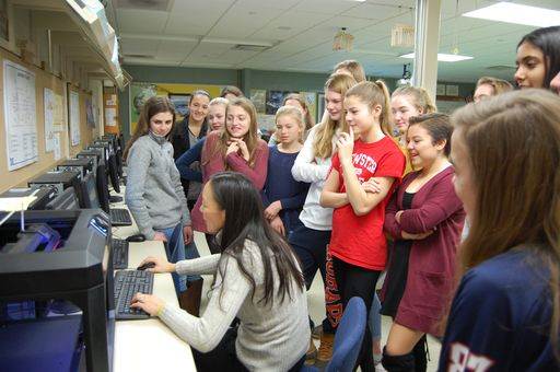 Engineering a Bright Future for HJMS Girls