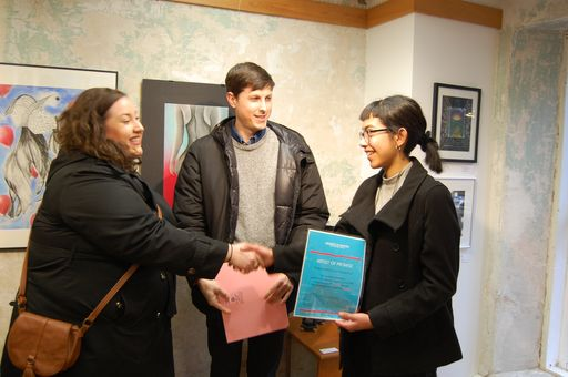 FVAC Recognizes Emerging Talent of Simsbury Art Students