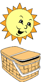 Graphic_sun and picnic basket