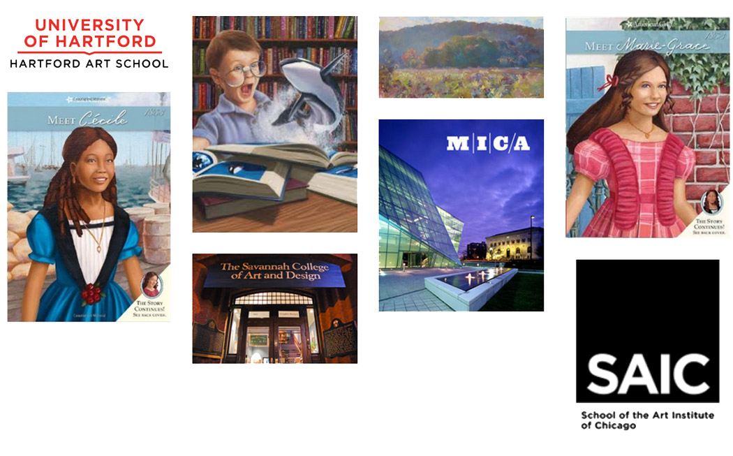 Image_Collage of Colleges