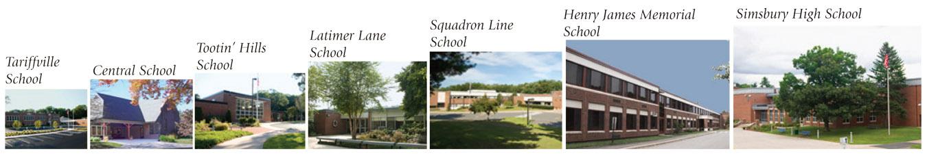 Image of Simsbury schools