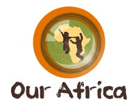 Our Africa website