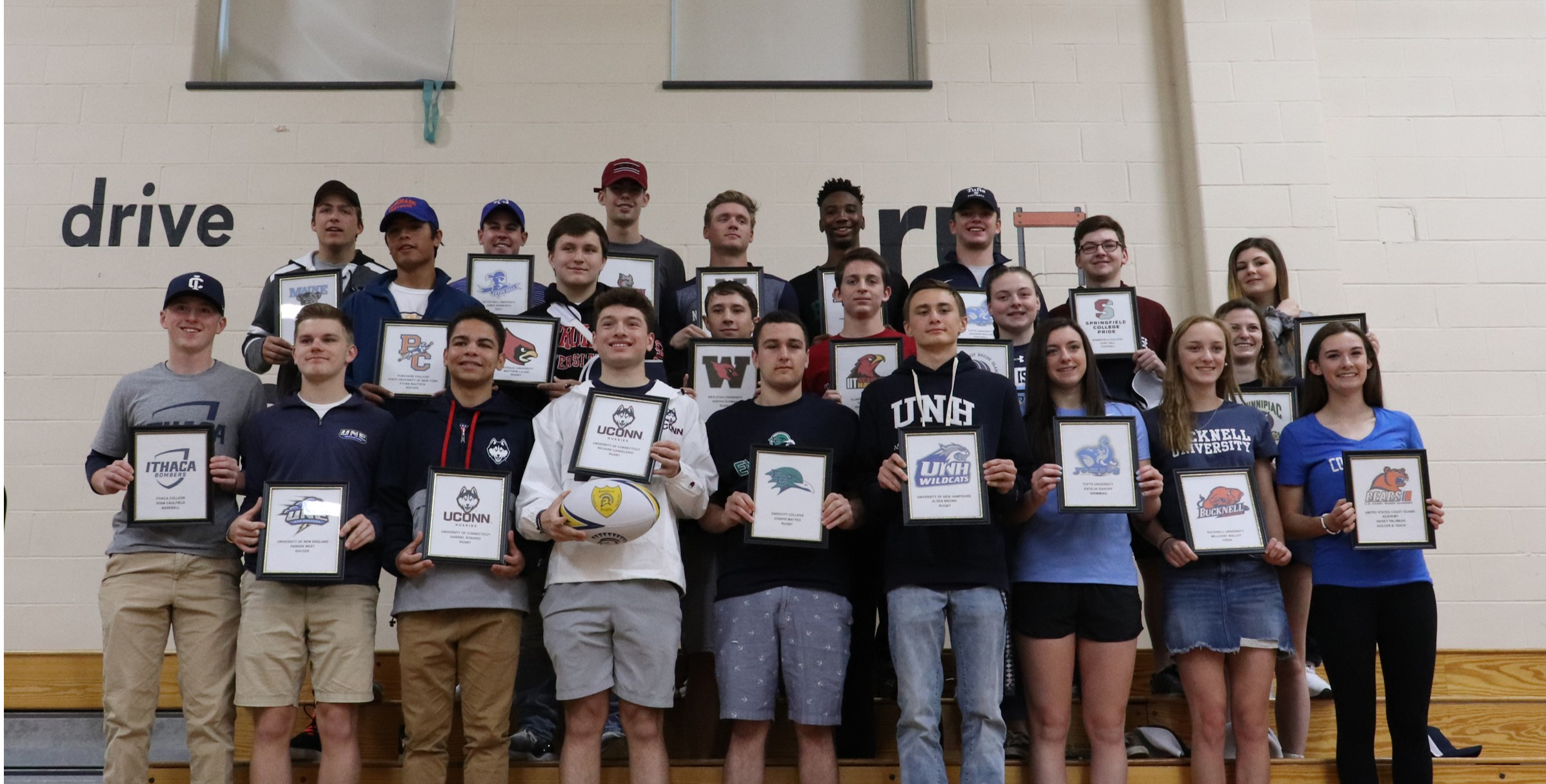 SHS Athletics 2019 Spring Signing Day